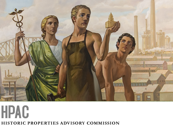 HPAC - Historic Properties Advisory Commission