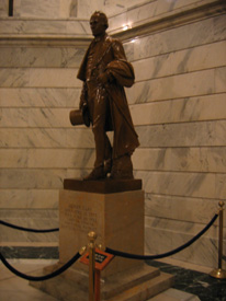 Statue of Henry Clay